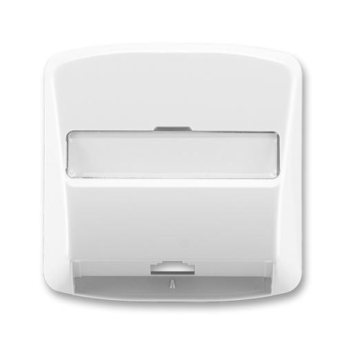 ABB Tango kryt zásuvky telefonní šedá 5013A-A00213 S
