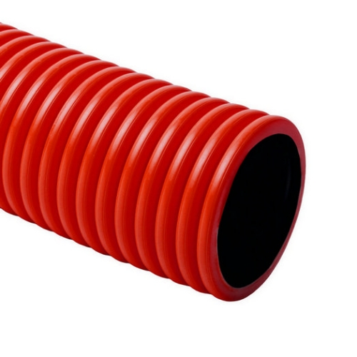 Levně Chránička KOPOS KOPOFLEX 110 KF 09110 BA červená 110mm (50m)