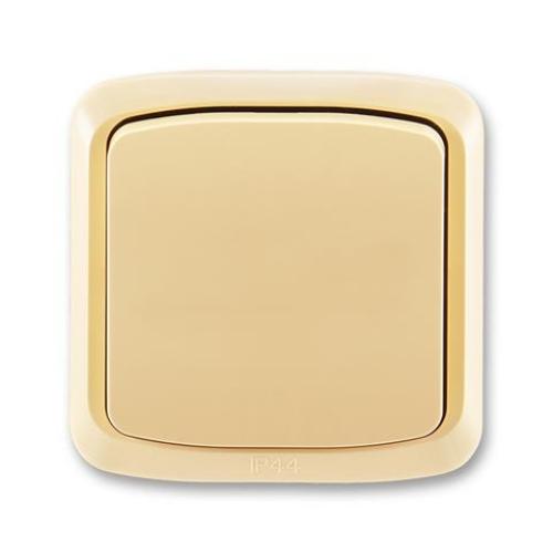 ABB Tango vypínač č.6 IP44 béžová 3558A-06940 D