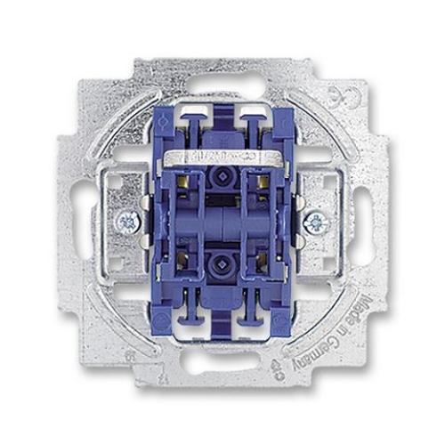 ABB žaluziový spínač 1012-0-1309 č. 1+1 s blokováním (2000/4 US) 2CKA001012A1309