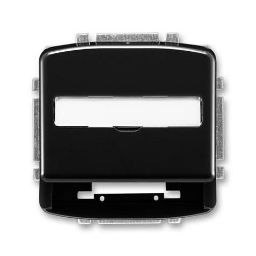 ABB Tango kryt datové zásuvky černá 5014A-A100 N