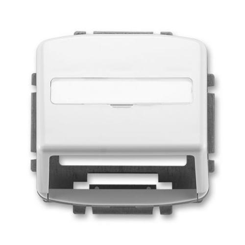 ABB Tango kryt datové zásuvky bílá 5014A-A100 B