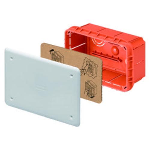 Elektroinstalační krabice GEWISS GW48004 152x98x70mm rozvodná pod omítku