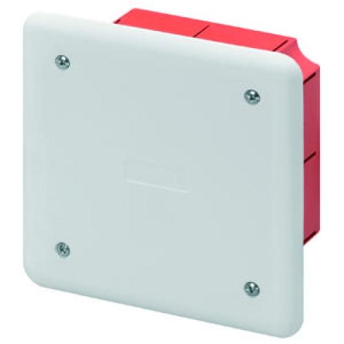 Elektroinstalační krabice GEWISS GW48001 92x92x45mm rozvodná pod omítku