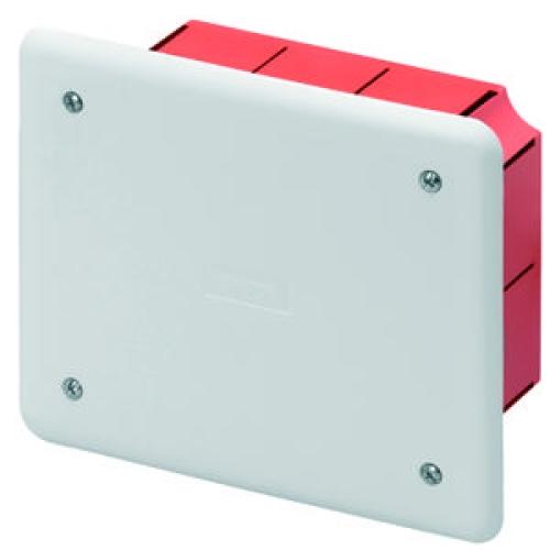 Elektroinstalační krabice GEWISS GW48002 118x96x50mm rozvodná pod omítku