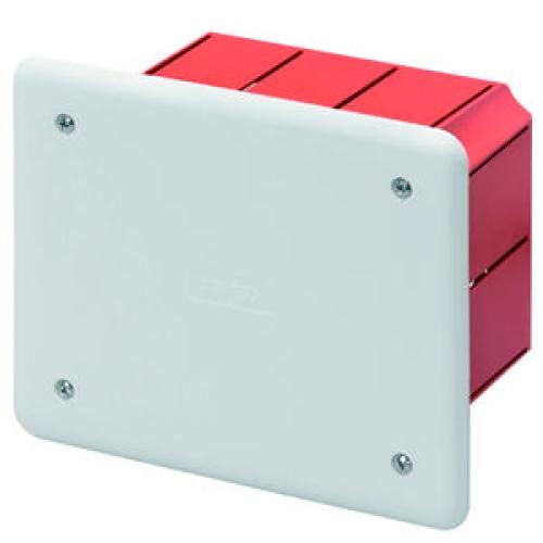 Elektroinstalační krabice GEWISS GW48003 118x96x70mm rozvodná pod omítku
