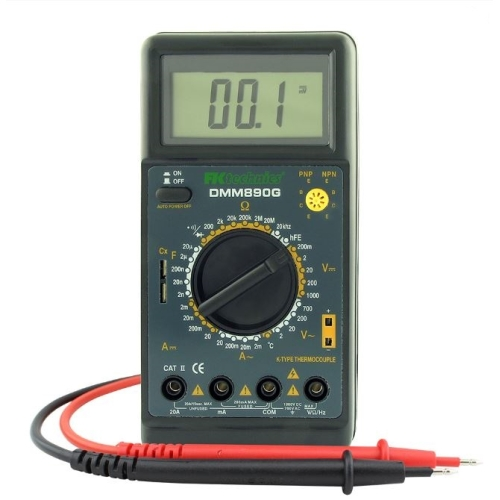 Multimetr digitální DMM 890G