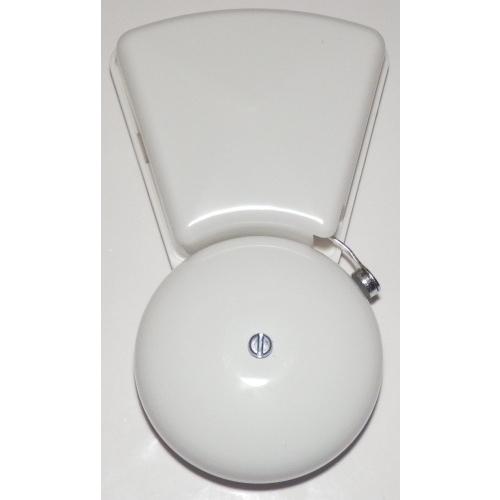 Domovní zvonek KLEIN ZN-62 8V bílý