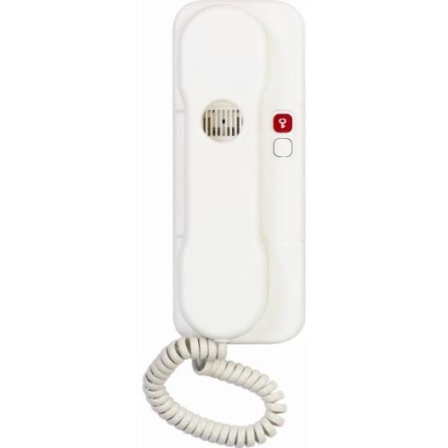 Domovní telefon TESLA DT85 bílý 4FP 210 36.101