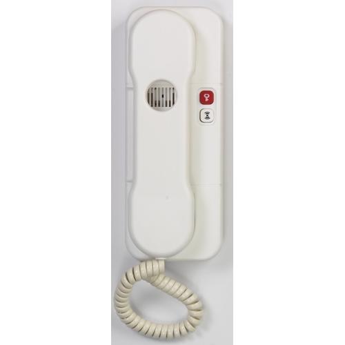 Domovní telefon TESLA DT85 bílý 4FP 210 37.101