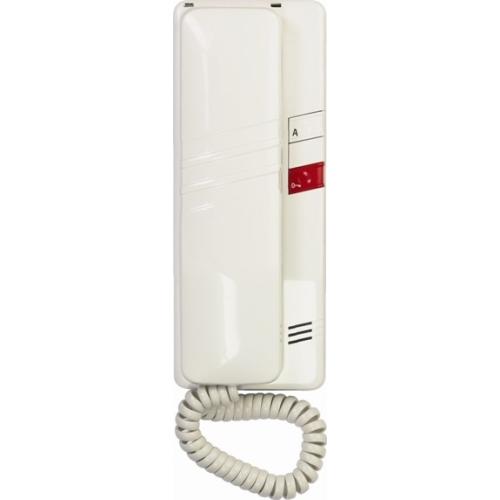Domovní telefon TESLA DT93 bílý 4FP 210 52.201