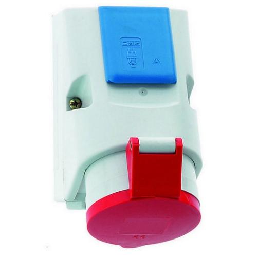 Zásuvka kombinovaná Bals 1018 32A/5P/400V/230V/16A IP44