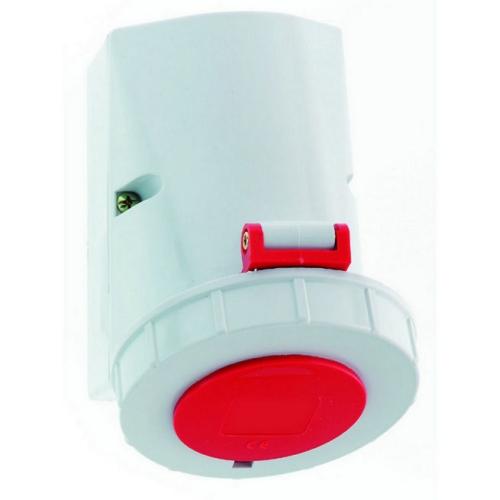 Zásuvka nástěnná Bals 1143 16A/5P/400V IP67