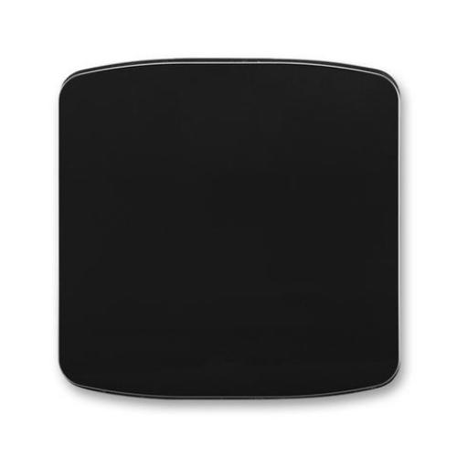 ABB Tango kryt vypínače černá 3558A-A651 N