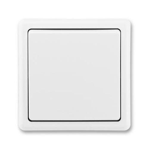 ABB Classic vypínač č.7 jasně bílá 3553-07289 B1