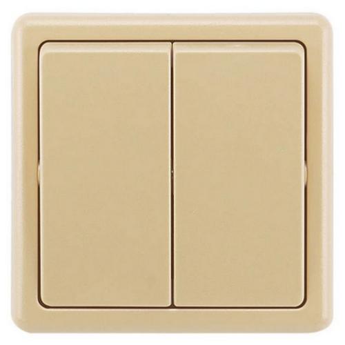 ABB Classic vypínač č.5 béžová 3553-05289 D2