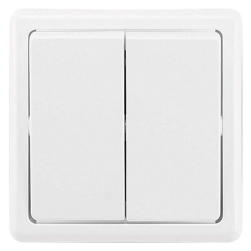 ABB Classic vypínač č.5 jasně bílá 3553-05289 B1