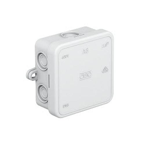 Krabice OBO A8 IP54 75x75x36 2000016