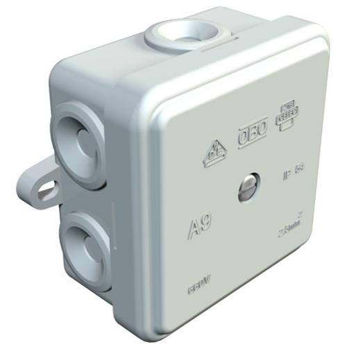 Krabice OBO A9 IP54 74x74x43 2000091