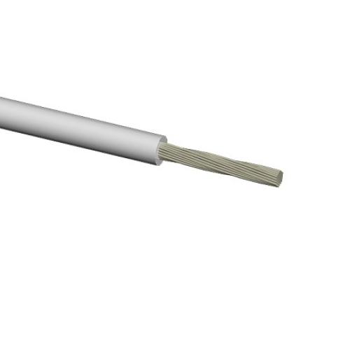 Vodič silikonový CSA 1,5 bílý V07S-K