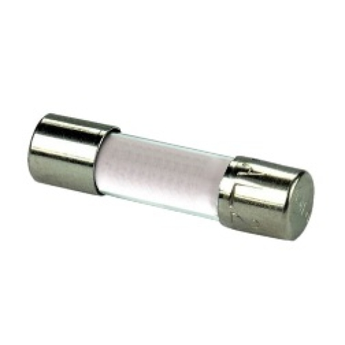 Pojistka skleněná trubičková s hasivem 6,3x32mm F 10A/250V Eska 632.027