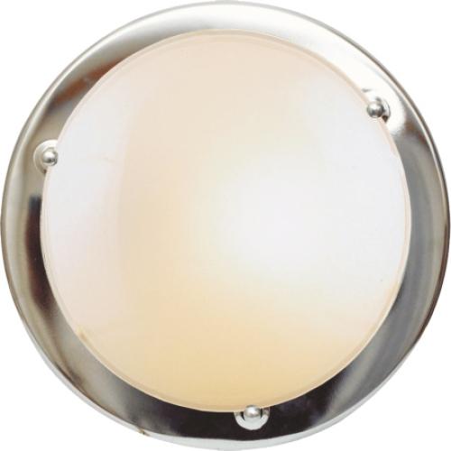 Svítidlo Compolux PUNTO 912013/72 chrom 1x60W E27 průměr 300mm