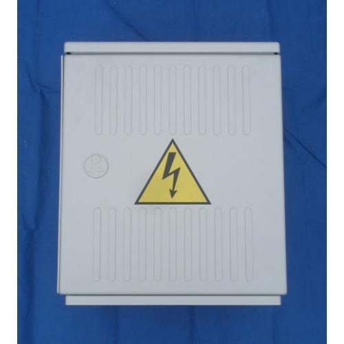 Elektroměrový rozvaděč DCK ER513/PVP7P šedý pro PRE