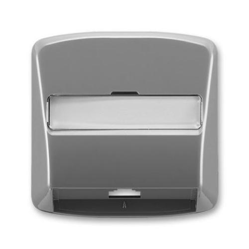 ABB Tango kryt zásuvky telefonní kouřová šedá 5013A-A00213 S2