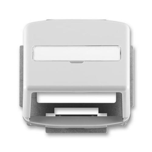 ABB Tango kryt datové zásuvky šedá 5014A-A100 S