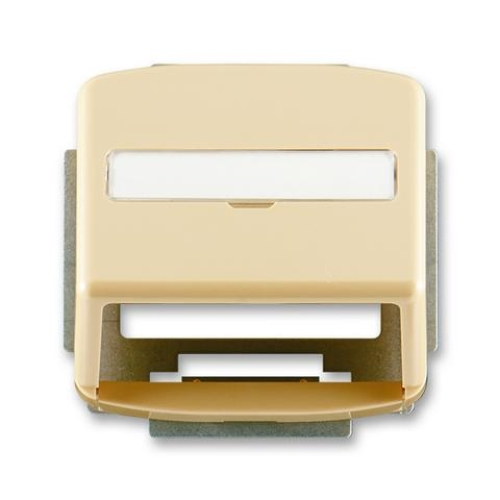 ABB Tango kryt datové zásuvky béžová 5014A-A100 D