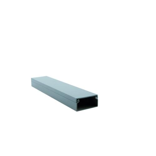 Lišta na kabely Malpro D1010KS EILM 18x13 2m šedá
