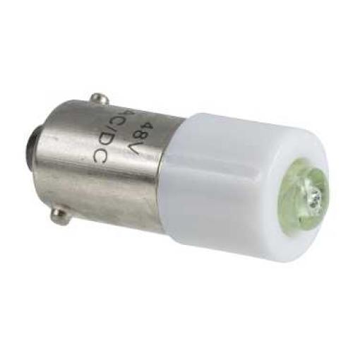 Schneider Harmony LED dioda BA9S, 24V bílá DL1CJ0241