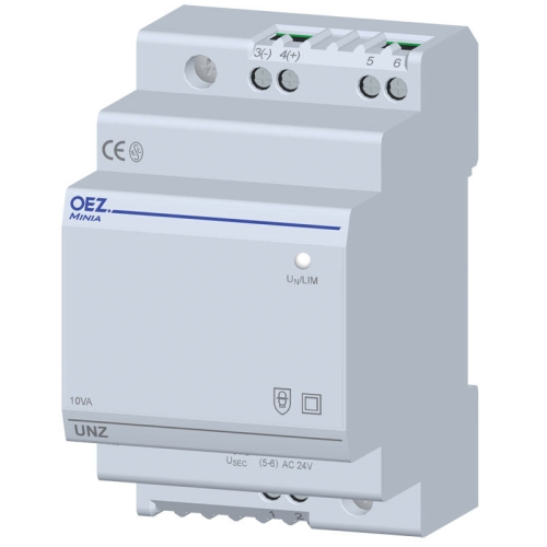 Napájecí zdroj OEZ UNZ-10T-X024 24V