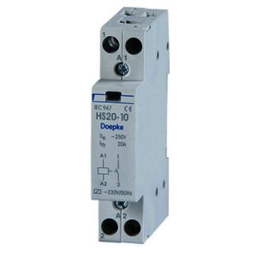 Instalační stykač Doepke HS20-20 20A/230V 2NO 09980402