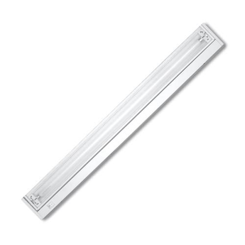 Zářivkové svítidlo Ecolite GANYS TL2016-13/BI bílé 1x13W
