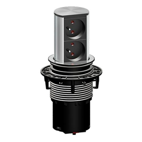 Výsuvný sloupek BACHMANN 928.007 Elevator 2x250V