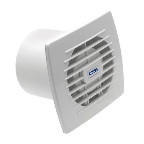 Koupelnový ventilátor s časovým doběhem Kanlux CYKLON EOL120T 70943