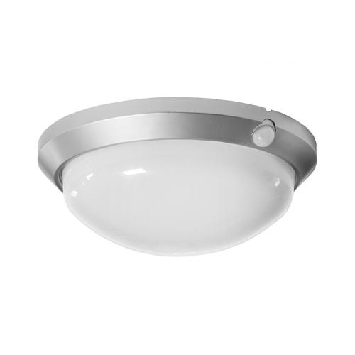 Svítidlo Panlux OLGA S OS-60/CH s pohybovým čidlem stříbrná
