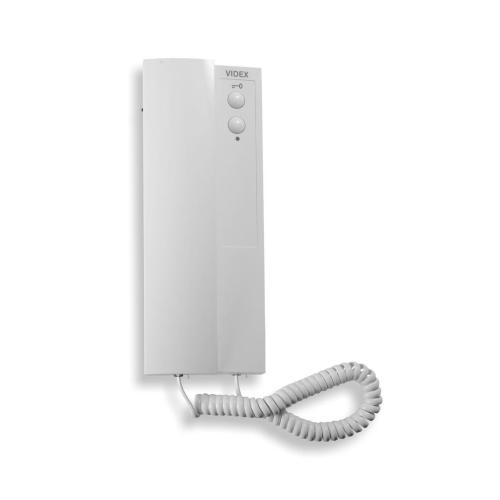 Domovní telefon univerzální 4+n bílý VIDEX 3101