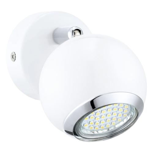 Bodové svítidlo EGLO Bimeda 31001 GU10 3W 240lm 3000K teplá bílá