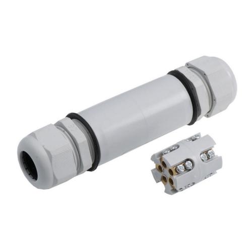 Spojka kabelová SP 6 IP67 se svorkovnicí 5x2,5-6mm2