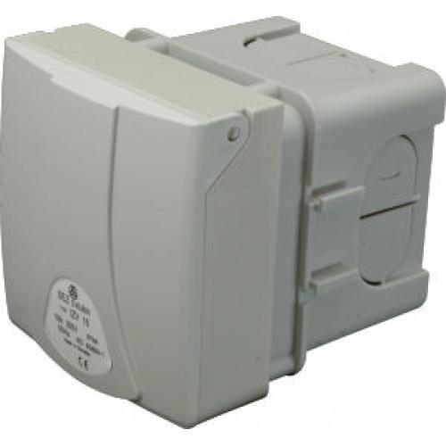 Zásuvka zapuštěná SEZ IZV 1653 16A/5P/400V IP44
