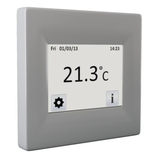 Termostat dotykový Fenix TFT dvě čidla (prostorové + podlahové)