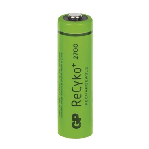 Nabíjecí tužkové baterie AA GP 270AAHC HR6 ReCyko+ 2700 2600mAh NiMH