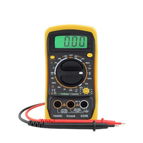 Multimetr digitální FK8550