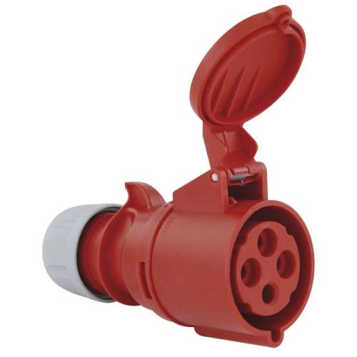 Spojka PCE 224-6 32A/4P/400V IP44 Twist