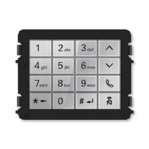 Modul klávesnice ABB Welcome Midi M251021K-A (8300-0-8043) 2TMA210010A0005