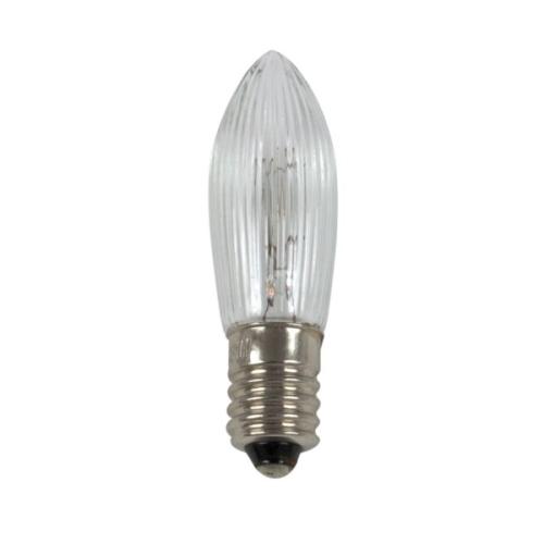 Žárovka pro vánoční stromky a svícny NARVA AE 34V 3W E10 374003000