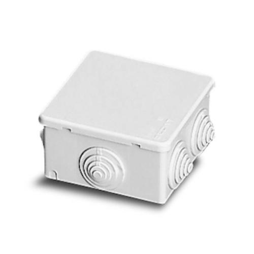 Krabice ABB LUCASYSTEM00810 80x80x40mm IP44