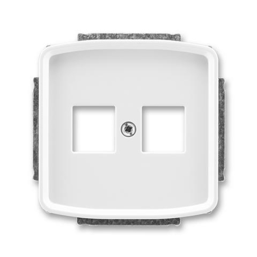 ABB Tango kryt datové zásuvky bílá 5014A-A02018 B